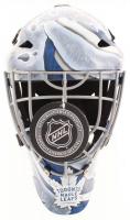 Frederik Andersen Signed Maple Leafs Full-Size Goalie Mask (JSA COA) at PristineAuction.com