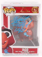 "Gilbert Gottfried Signed ""Aladdin"" - Iago #479 Funko Pop! Vinyl Figure Inscribed ""Iago"" (PA COA) at PristineAuction.com"