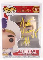 "Scott Weinger Signed ""Aladdin"" - Prince Ali #475 Funko Pop! Vinyl Figure Inscribed ""Al"" (PA COA) at PristineAuction.com"