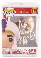 "Scott Weinger Signed ""Aladdin"" - Prince Ali #475 Funko Pop! Vinyl Figure Inscribed ""Al"" (PA COA) at PristineAuction.com"