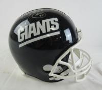 """Lawrence Taylor Signed Giants Full-Size Helmet Inscribed """"HOF 99"""" (JSA Hologram) at PristineAuction.com"""