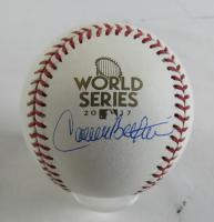 Carlos Beltran Signed 2017 World Series Baseball (JSA Hologram) at PristineAuction.com
