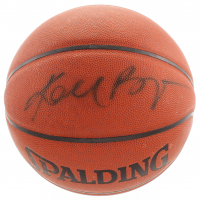 Kobe Bryant Signed Spalding NBA Basketball (PSA Hologram) at PristineAuction.com