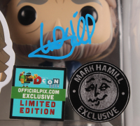 Mark Hamill Signed Limited Edition 2019 Designer Con Exclusive #27 Funko Pop! Vinyl Figure (Official Pix Hologram) at PristineAuction.com