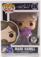 Mark Hamill Signed Limited Edition 2019 Designer Con Exclusive #27 Joker Funko Pop! Vinyl Figure (Official Pix Hologram) at PristineAuction.com