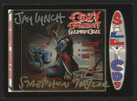 Jay Lynch Signed Gizzard of Ooze 2001 Silly CD's Trading Card (JSA COA) at PristineAuction.com
