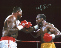 Evander Holyfield Signed 11x14 Photo (PSA COA) at PristineAuction.com