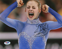 Gracie Gold Signed 8x10 Photo (PSA COA) at PristineAuction.com
