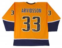 Viktor Arvidsson Signed Jersey (JSA COA) at PristineAuction.com