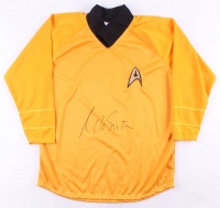 William Shatner Signed Prop Uniform Shirt (JSA COA) at PristineAuction.com