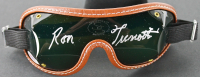 Ron Turcotte Signed Jockey Goggles (PSA COA) at PristineAuction.com
