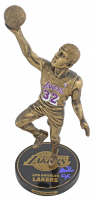 "Magic Johnson Signed Lakers 9.5"" Bronze Figurine (Beckett COA) at PristineAuction.com"