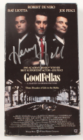 """Henry Hill Signed """"Goodfellas"""" VHS (JSA COA) at PristineAuction.com"""