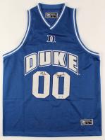 Mike Krzyzewski Signed Duke Blue Devils Jersey (PSA COA) at PristineAuction.com