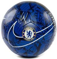 Christian Pulisic Signed Chelsea Nike Soccer Ball (Panini COA) at PristineAuction.com