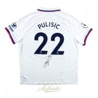 Christian Pulisic Signed Chelsea Jersey (Panini COA) at PristineAuction.com
