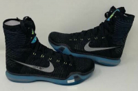 Kobe Bryant Signed Pair of Nike Kobe Elite X Basketball Shoes (Panini COA) at PristineAuction.com