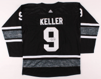 Clayton Keller Signed Coyotes Jersey (PSA COA) at PristineAuction.com