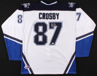 Sidney Crosby Signed Oceanic Jersey (PSA COA) at PristineAuction.com