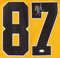 Sidney Crosby Signed Penguins Captain Jersey (JSA LOA) at PristineAuction.com