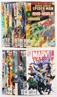 "Lot of (20) 1972-85 ""Marvel Team-Up"" Marvel Comic Books at PristineAuction.com"
