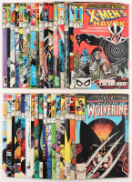 "Lot of (34) 1988-91 ""Marvel Comic Presents"" Marvel Comic Books at PristineAuction.com"