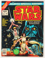 """1977 """"Star Wars"""" Issue #1 Marvel Collector's Special Edition Comic Book at PristineAuction.com"""