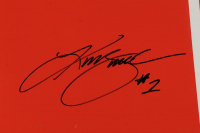 Kurt Busch Signed Race-Used 2019 Throwback #1 Monster Energy Full Door Sheet Metal (PA COA) at PristineAuction.com