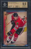 Jonathan Toews 2007-08 Upper Deck #462 RC (BGS 9.5) at PristineAuction.com