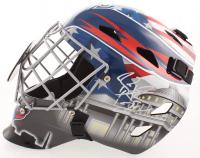 Braden Holtby Signed Capitals Full Size Goalie Mask (JSA COA) at PristineAuction.com