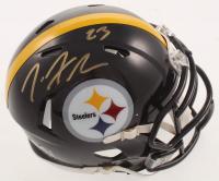 Joe Haden Signed Steelers Speed Mini Helmet (TSE COA) at PristineAuction.com