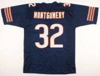 David Montgomery Signed Jersey (JSA COA) at PristineAuction.com