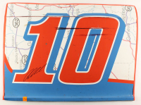 Aric Almirola Signed Race-Used Darlington #10 Smithfield Full Door Sheet Metal (PA COA) at PristineAuction.com