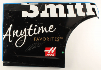 Aric Almirola Signed Race-Used 2019 #10 Smithfield Rear Quarter Panel Sheet Metal (PA COA) at PristineAuction.com