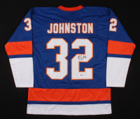 Ross Johnston Signed Jersey (Beckett COA) at PristineAuction.com