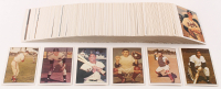1979 TCMA 50's Complete Set of (291) Baseball Cards with #1 Joe DiMaggio, #2 Yogi Berra, #6 Willie Mays, #7 Mickey Mantle, #8 Roy Campanella, & #9 Stan Musial at PristineAuction.com