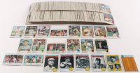 Complete Set of (660) 1973 Topps with #174 Goose Gossage, #615 Rookie Third Basemen / Ron Cey / John Hilton RC / Mike Schmidt RC, #100 Hank Aaron at PristineAuction.com
