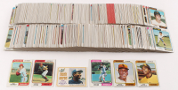 Complete Set of (704) 1974 Topps Baseball Cards with #1 Hank Aaron 715, #20 Nolan Ryan, #283 Mike Schmidt, #300 Pete Rose, #456 Dave Winfield RC, #250 Willie McCovey at PristineAuction.com