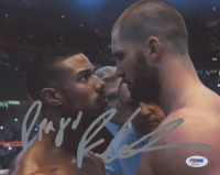 "Florian Munteanu Signed ""Creed 2"" 8x10 Photo Inscribed ""Drago"" (PSA COA) at PristineAuction.com"