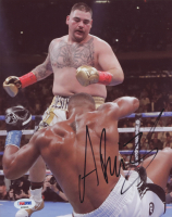 Andy Ruiz Jr. Signed 8x10 Photo (PSA COA) at PristineAuction.com