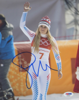 Lindsey Vonn Signed Team USA 8x10 Photo (PSA COA) at PristineAuction.com