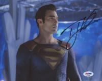"Tyler Hoechlin Signed ""Supergirl"" 8x10 Photo (PSA COA) at PristineAuction.com"