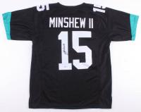 Gardner Minshew Signed Jersey (Beckett COA) at PristineAuction.com