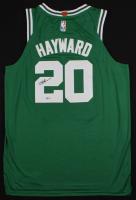 Gordon Hayward Signed Celtics Jersey (Beckett COA) at PristineAuction.com