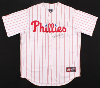Roy Halladay Signed Phillies Jersey (JSA Hologram) at PristineAuction.com