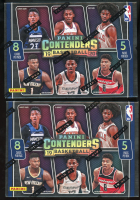 Lot of (2) 2019-2020 Panini Contenders Blaster Box (Find Exclusive Rare Card only in these Boxes) at PristineAuction.com