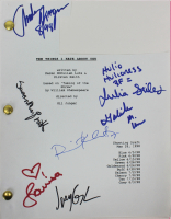 """10 Things I Hate About You"" Movie Script Cast-Signed by (7) with Joseph Gordon-Levitt, Julia Stiles, Larisa Oleynik, Susan May Pratt (Beckett LOA) at PristineAuction.com"