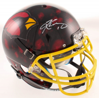 Kyler Murray Signed Cardinals Full-Size Authentic On-Field Hydro-Dipped Helmet (Beckett COA) at PristineAuction.com