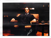"Al Pacino Signed ""The Godfather"" 20x28 Canvas (PSA COA) at PristineAuction.com"