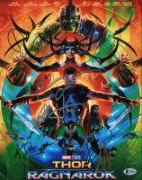 """Thor: Ragnarok"" 11x14 Photo Cast-Signed by (6) with Chris Hemsworth, Mark Ruffalo, Tessa Thompson, Kevin Feige, Tom Hiddleston & Karl Urban (Beckett LOA) at PristineAuction.com"